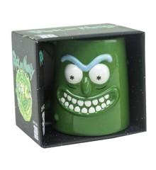Rick & Morty - 3D Pickle Rick Coffee Mug (GYE-MGM0013)