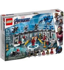 LEGO Super Heroes - Iron Man Hall of Armor (76125)