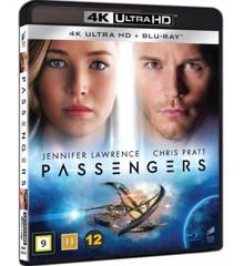 Passengers (4K Blu-Ray)