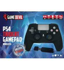 Game Devil Trident Game Pad RF 2.4ghz Wireless