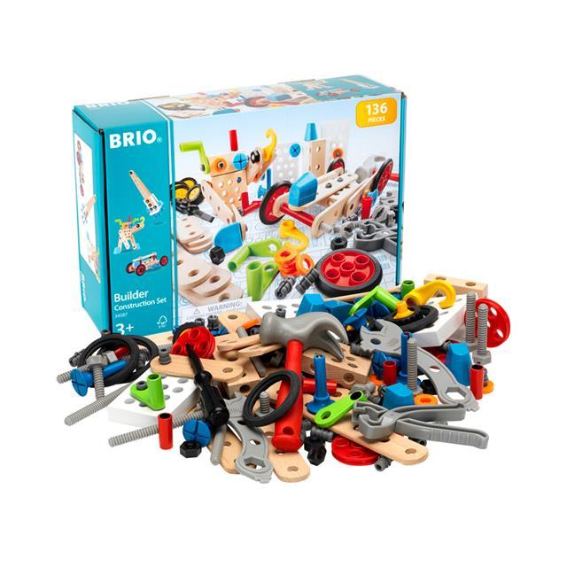 BRIO - Builder Box 135-tlg. (brio 34587)