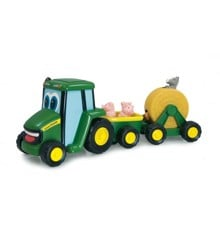 John Deere - Lastbil med bondegårdsdyr