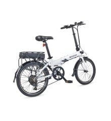 "Bikemate - Electric/Hybrid Bike 20"" 250w White"