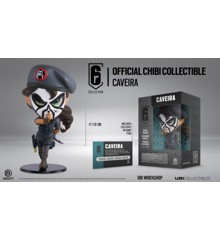 Six Collection: CAVEIRA Chibi Figurine