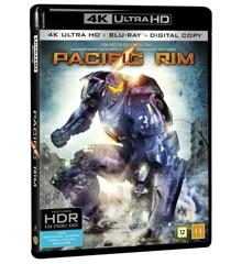 Pacific Rim (4K Blu-Ray)