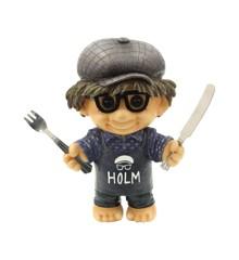 Good Luck Troll - Claus Holm - Bum Troll 14 cm - Medium (93170)
