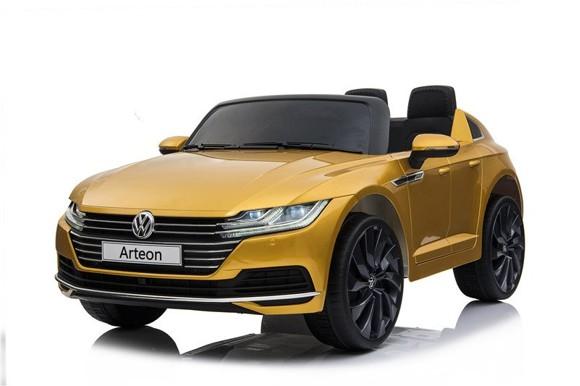 Azeno - Elbil - VW Arteon - Gul