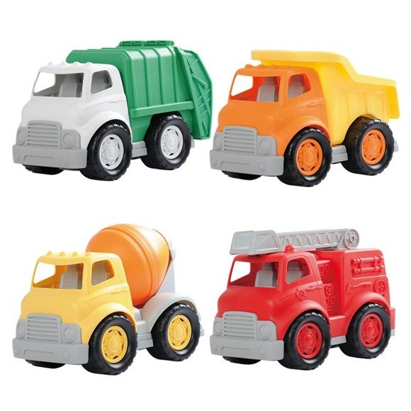 PLAY - Mighty Wheels - Combo Pack (404011)