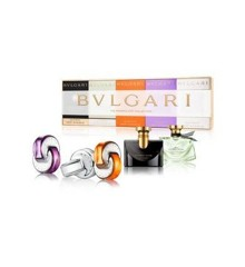 Bvlgari Woman - 5 Piece Mini Gift Set
