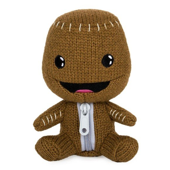 "Little Big Planet Stubbins Plush ""Classic Sackboy"""