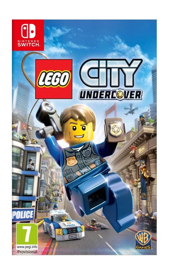 LEGO City: Undercover (UK/DK)