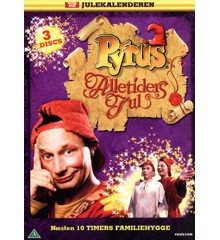 Pyrus i Alletiders Jul (3-disc) - DVD