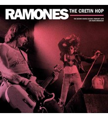 Ramones - Best of The Cretin Hop: Broadcast From The Second Chance Saloon February 1979 - Vinyl