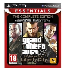 Grand Theft Auto IV (GTA 4) Complete Edition (Essentials)