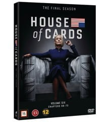 House of cards - Sæson 6