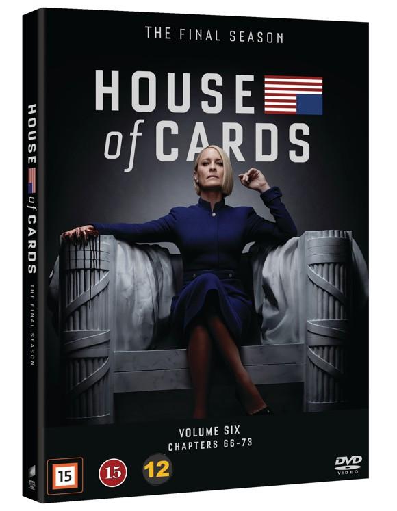 House of cards - Sæson 6