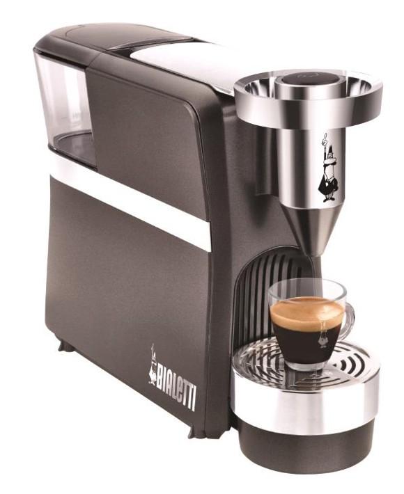 Bialetti - Diva Espresso Machine - Antracit Grey (700040)