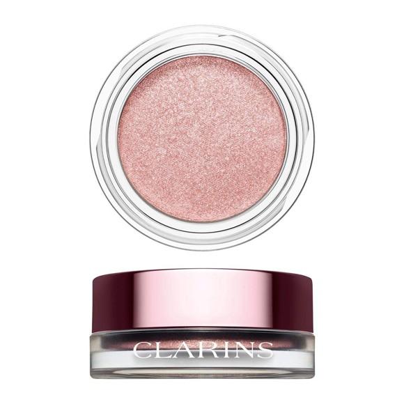 Clarins - Ombre Iridescente Eyeshadow - 09 Silver Rose