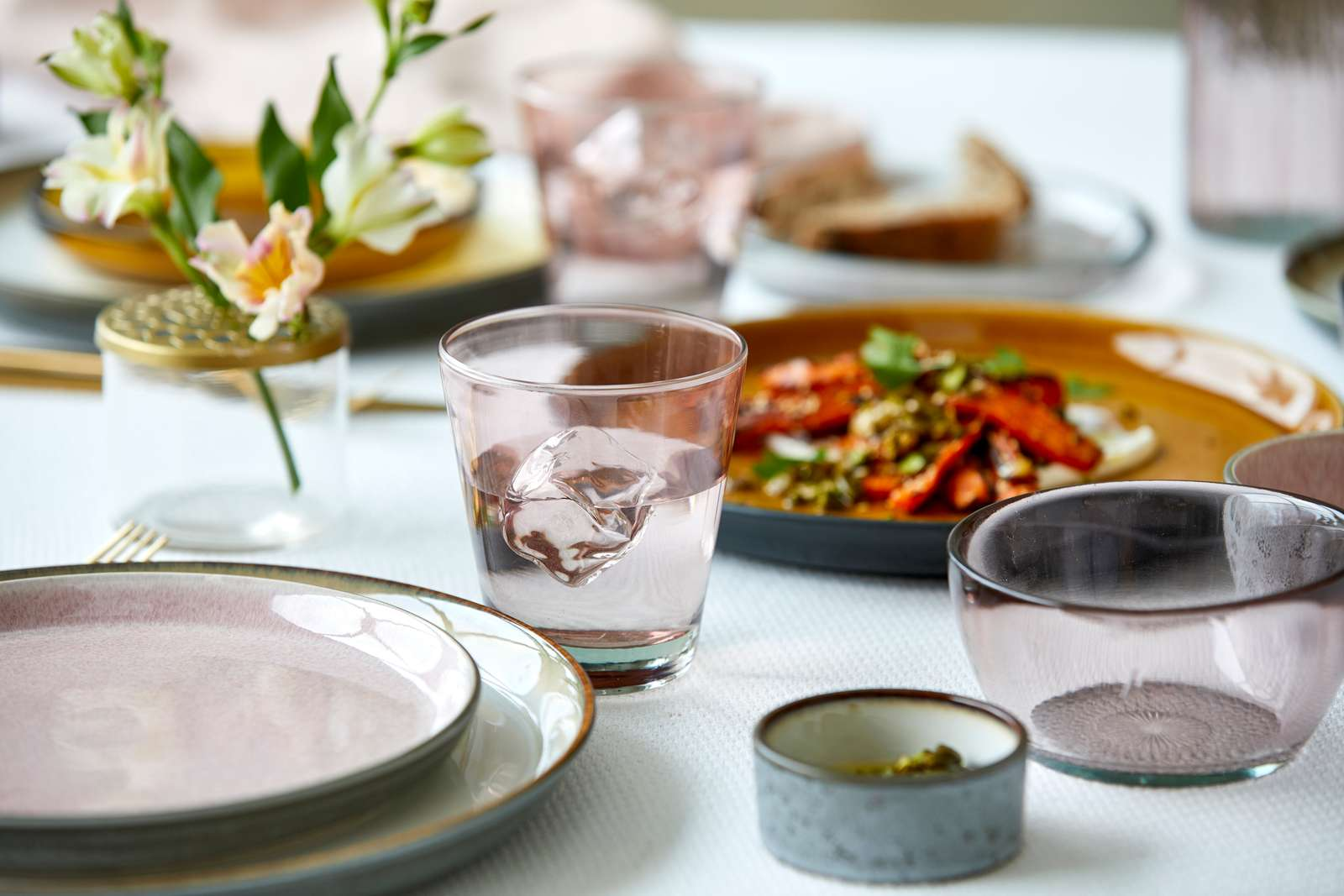 Buy Bitz Gastro Plate 27 Cm Grey Cream 821403