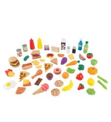 KidKraft - Play Food Set 65 Pieces (63510)