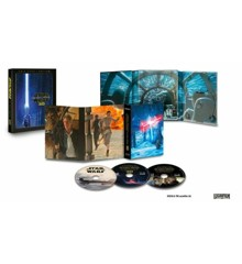 Star Wars: The Force Awakens collectors edition (3D Blu-Ray)