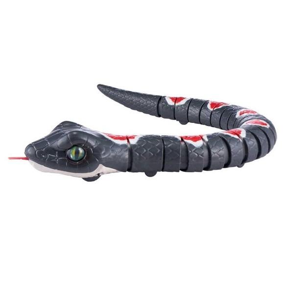 Robo Alive - Snake - Black