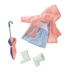 Our Generation - Dolls Clothing - Brighten Up a Rainy Day Deluxe Outfit (730295)