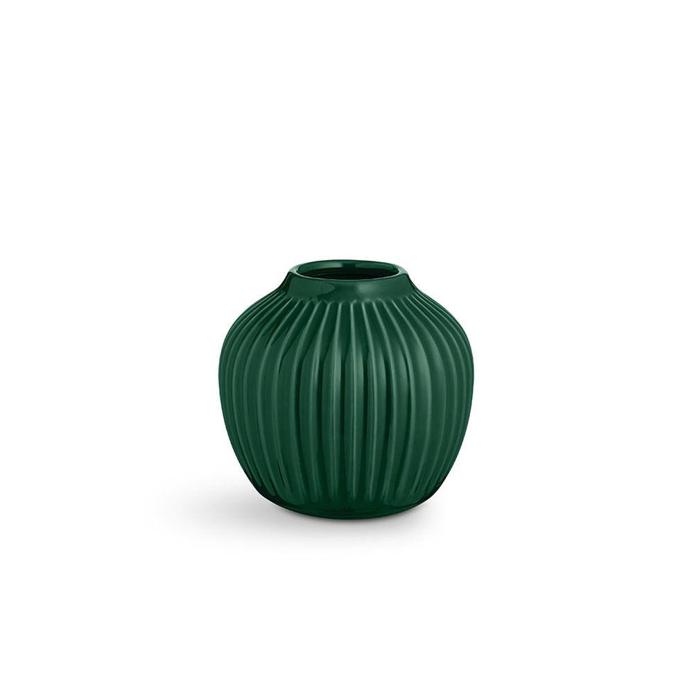 Kähler - Hammershøi Vase Small - Green (692385)