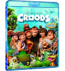 Croods, The (Blu-Ray)
