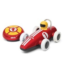 BRIO - R/C Race Car, Red (30388)