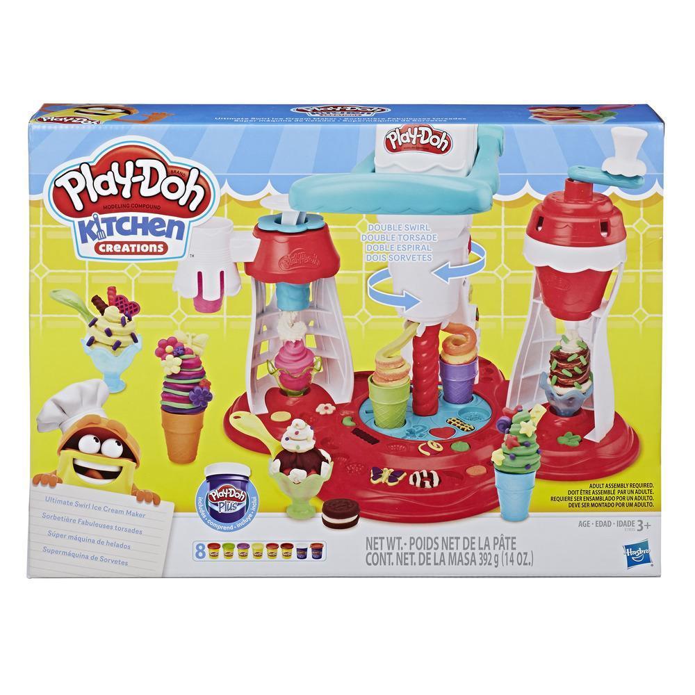 Koop Play Doh Ultimate Swirl Ice Cream Maker (E1935)