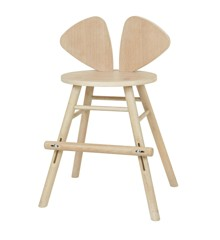 Nofred - Mouse High Chair Junior - Oak Veneer
