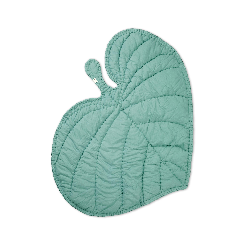 Nofred - Leaf Blanket - Mint Green