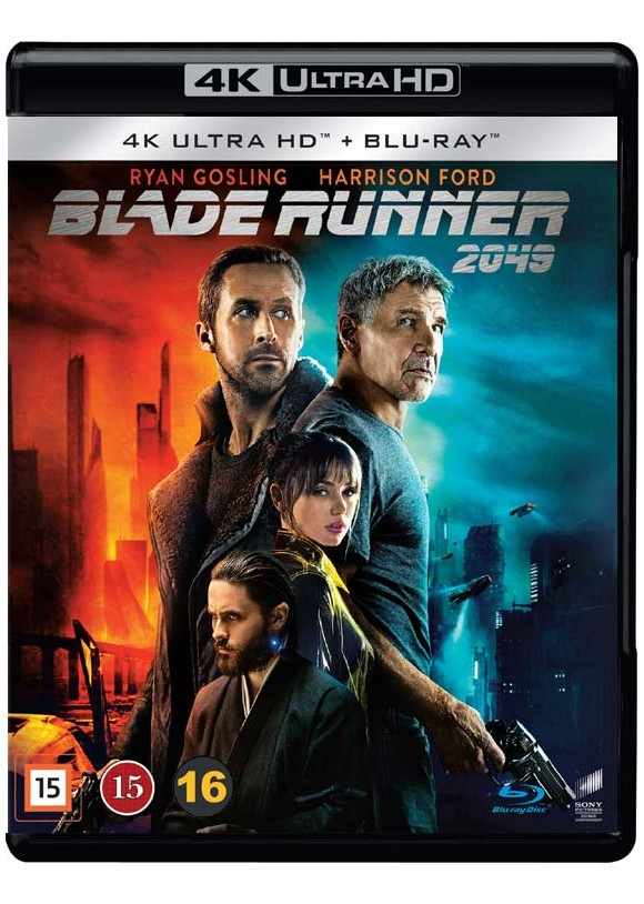 Blade Runner 2049 (4K Blu-Ray)