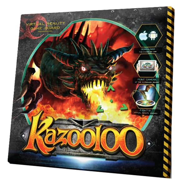 Kazooloo - Vortex Game Board