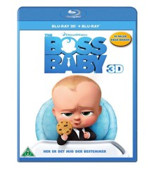 Boss Baby, The (3D Blu-Ray)