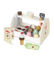 Melissa & Doug - Wooden Ice Cream Counter (19286)