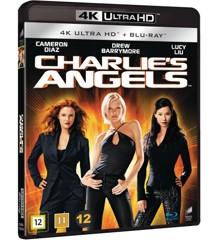 Charlie'S Angels (2000) (Uhd+BD)