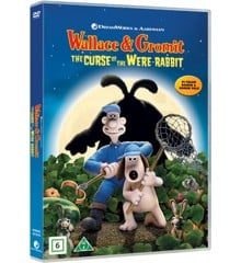 Wallace & Gromit: Tcotw-R DVD