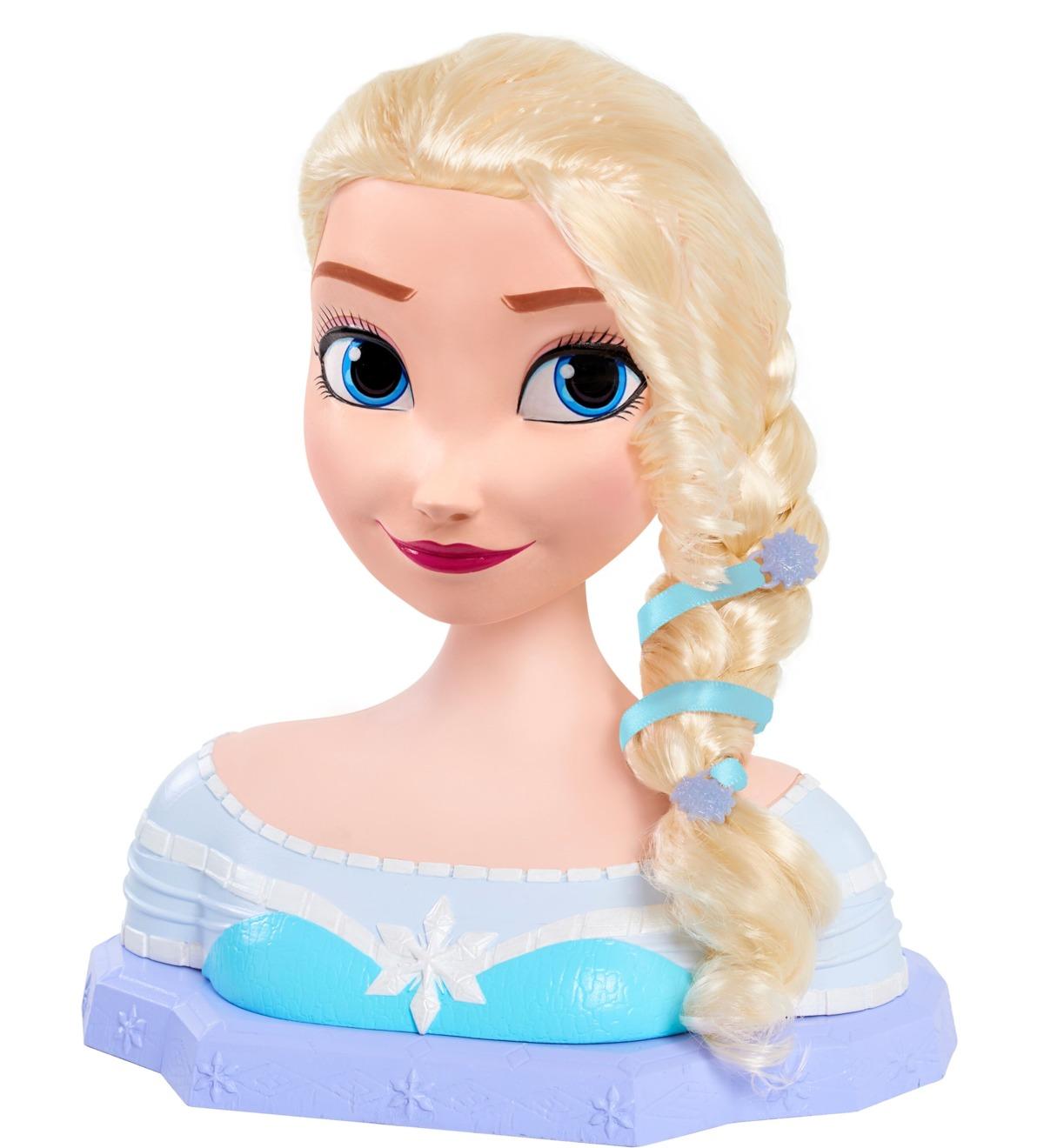Disney Frozen - Deluxe Elsa Styling Head (77-87475)