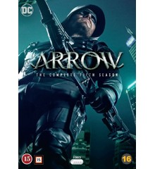Arrow: Season 5 - DVD