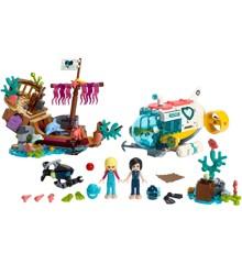 LEGO Friends - Delfinredningsmission (41378)