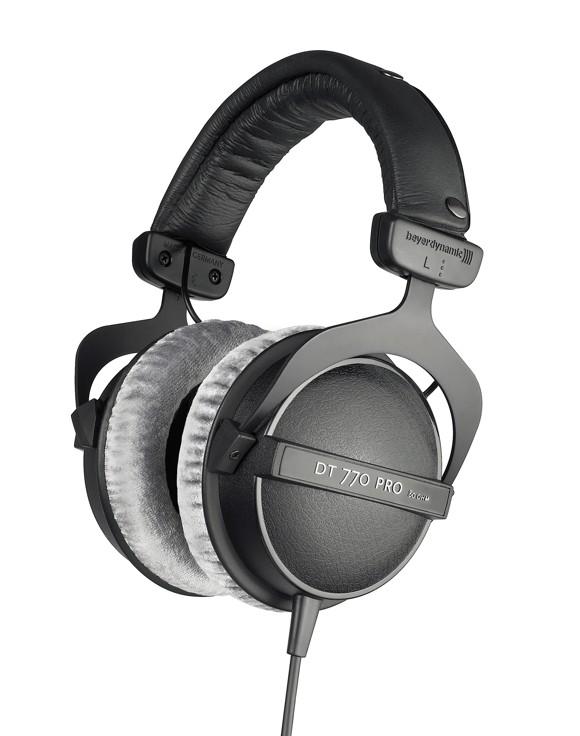 Beyerdynamic - DT 770 PRO  80 Ohms Headphones
