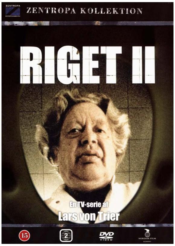 The Kingdom/Riget II - DVD