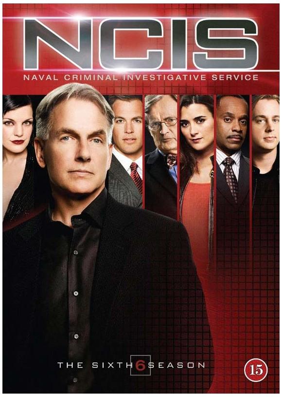 NCIS - Sæson 6 - DVD