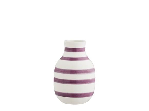 Kähler - Omaggio Vase 2017 Small - Plum (691317)