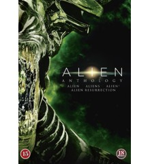 Alien Anthology (4 disc) - DVD