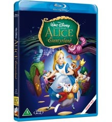 Alice i eventyrland - 60th Anniversary Edition Disney classic #13