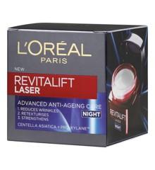 L'Oréal -  Revitalift Laser Advanced Anti-Ageing Natcreme 50 ml