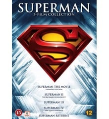 Superman Collection (1978-2006) - DVD